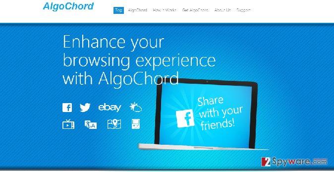 Ads by AlgoChord snapshot