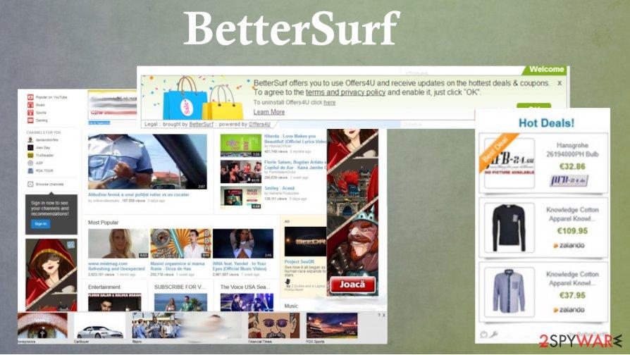 BetterSurf virus