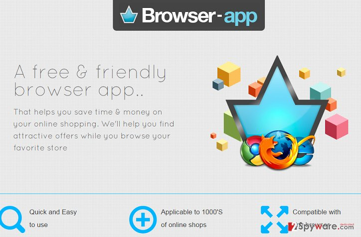 Ads by BrowserServices snapshot
