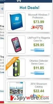 Ads by CheapNCheap snapshot