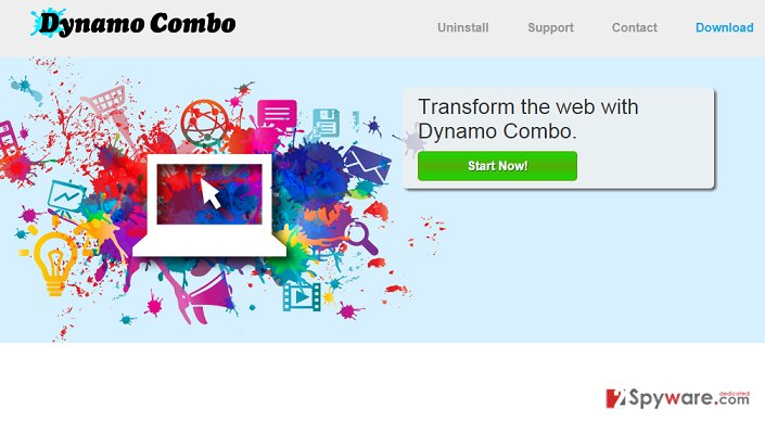 Ads by Dynamo Combo snapshot