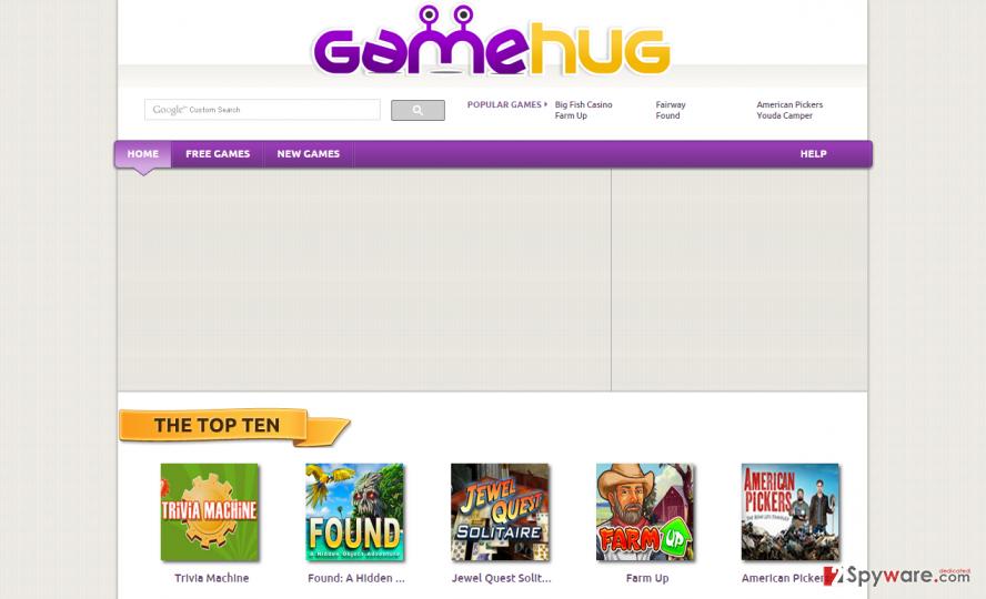 Ads by GameHug snapshot