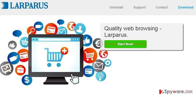 Ads by Larparus