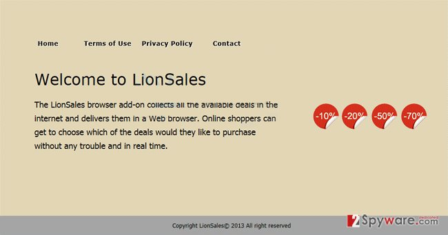 Ads by LionSales snapshot