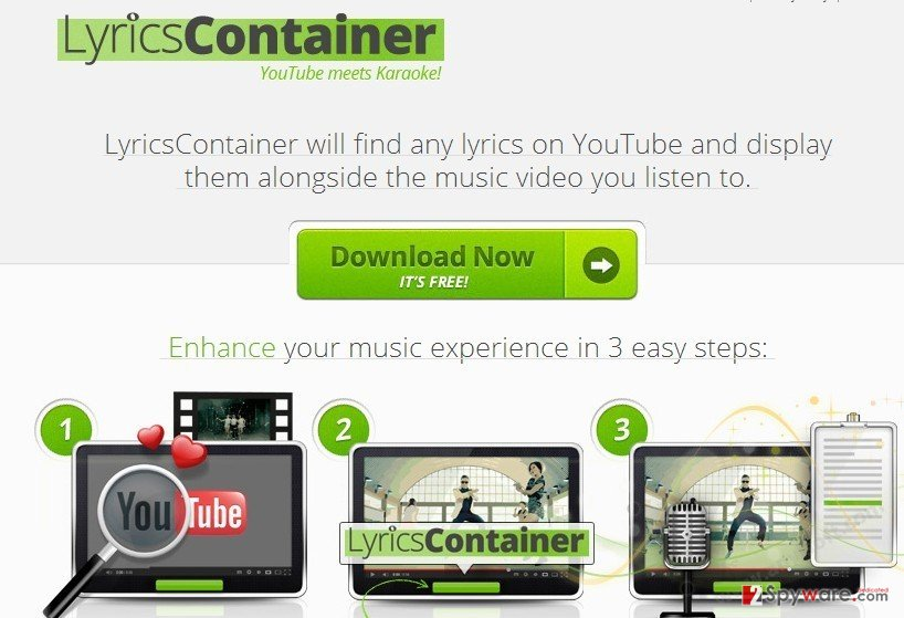 Ads by LyricsContainer snapshot