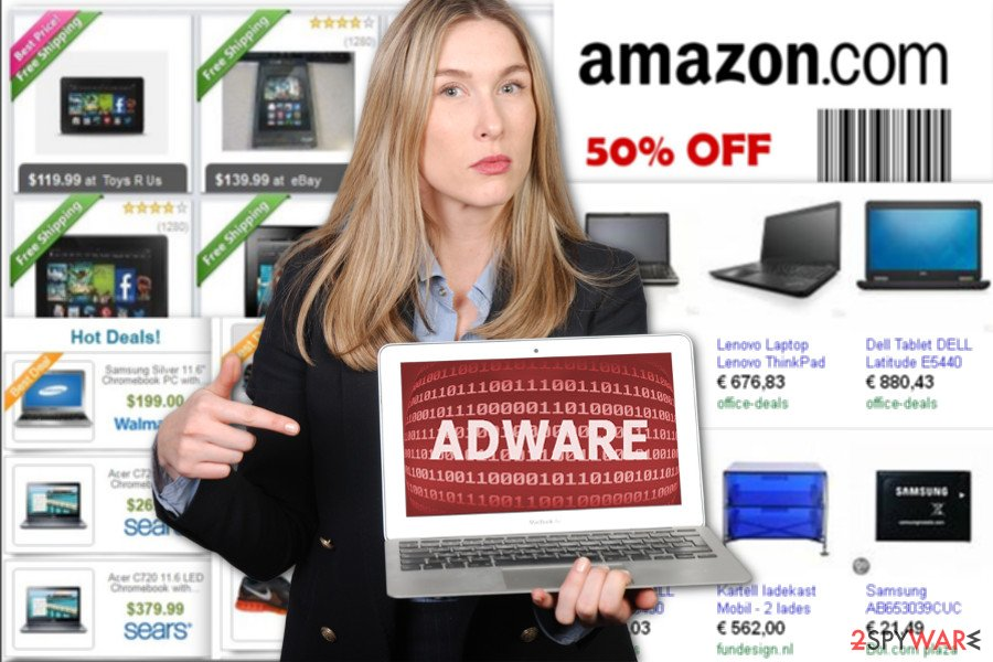 The picture of Ads by NewTab