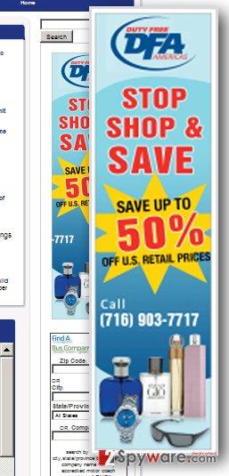 Ads by Pall Mall snapshot