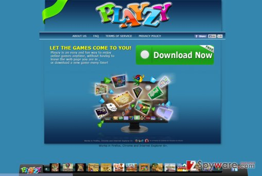 Ads by Playzy snapshot