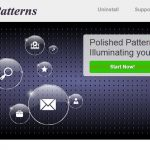 Polished Patterns ads