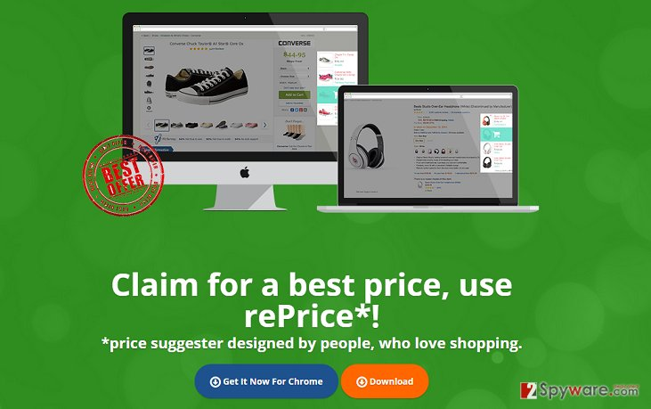 Ads by rePrice snapshot