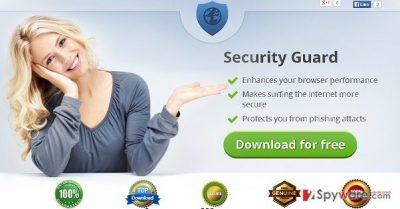 Security Guard adware
