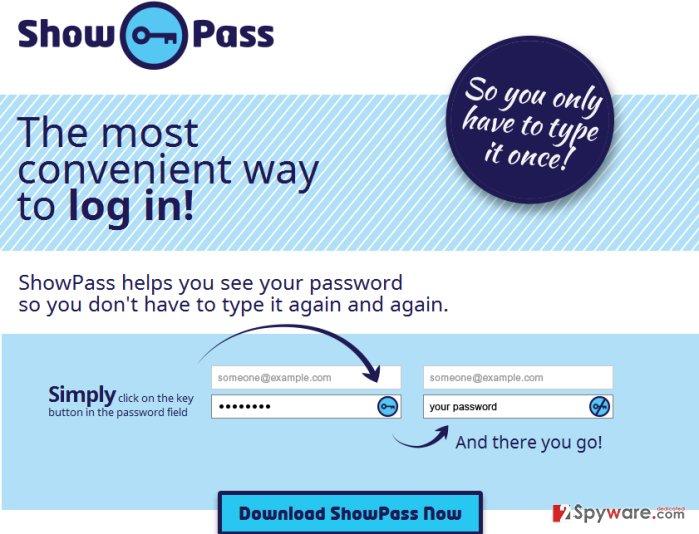 Ads by ShowPass snapshot