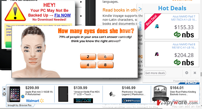 Smart Shoppy ads