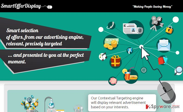 Ads by SmartOfferDisplay snapshot