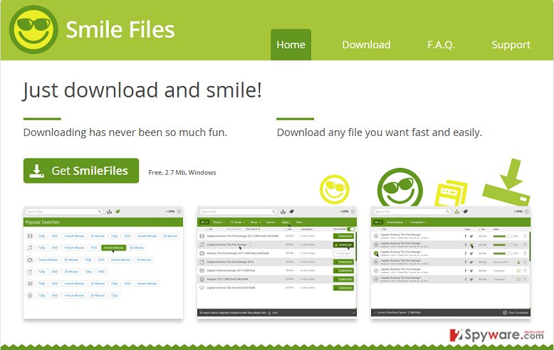Ads by SmileFiles snapshot