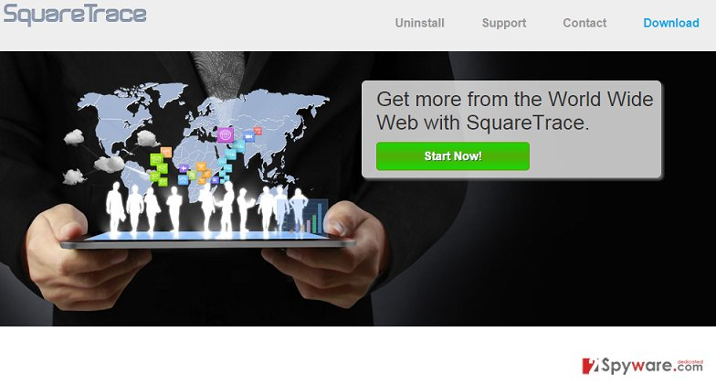 Ads by SquareTrace snapshot