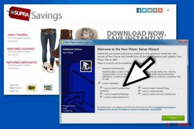 Supra Savings image