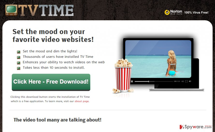 Ads by TV Time snapshot