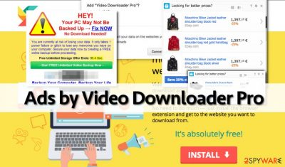 Video Downloader Pro removal