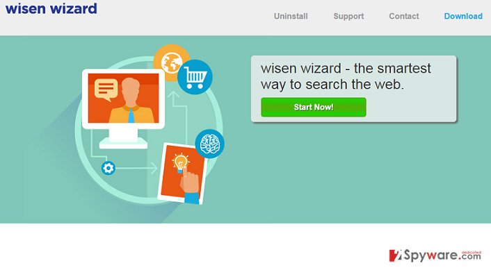 Ads by Wisen Wizard snapshot