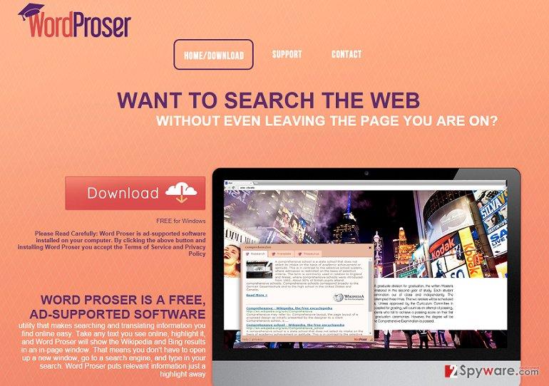 Ads by WordProser snapshot