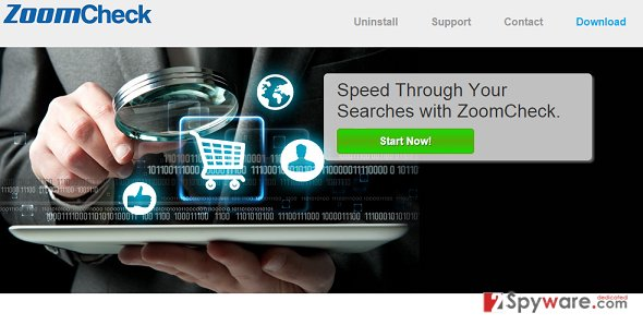 Ads by ZoomCheck snapshot