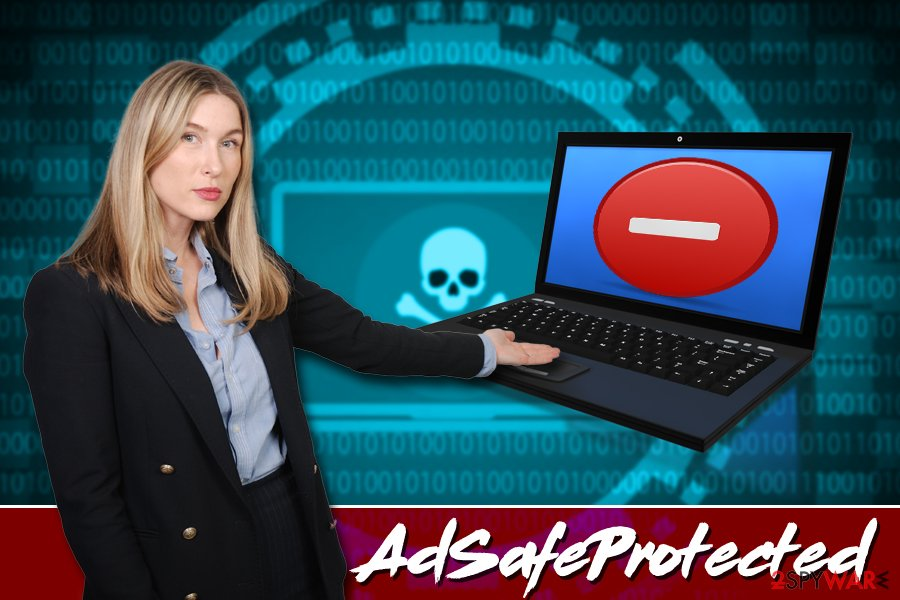 AdSafeProtected adware