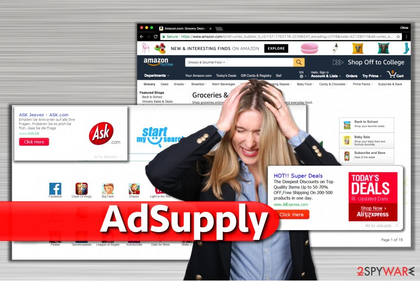 AdSupply virus