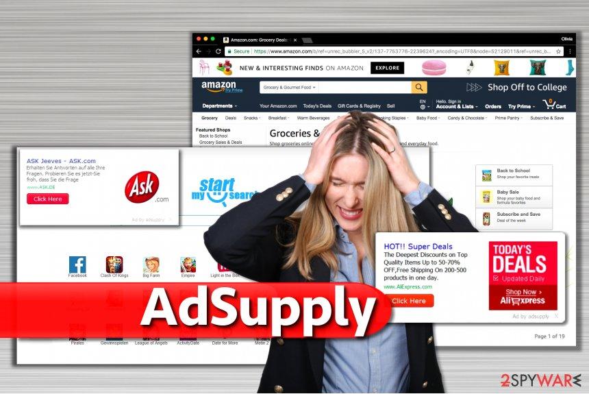 AdSupply virus