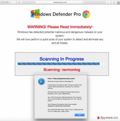 Adsystemscan.com scam alerts