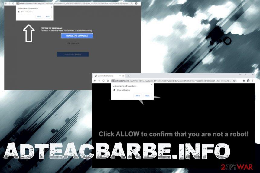 Adteacbarbe.info