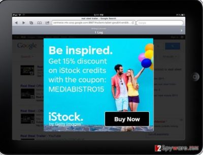 The example of Adtrack