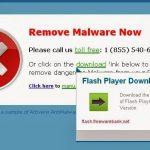 Adultyum.info pop-up virus