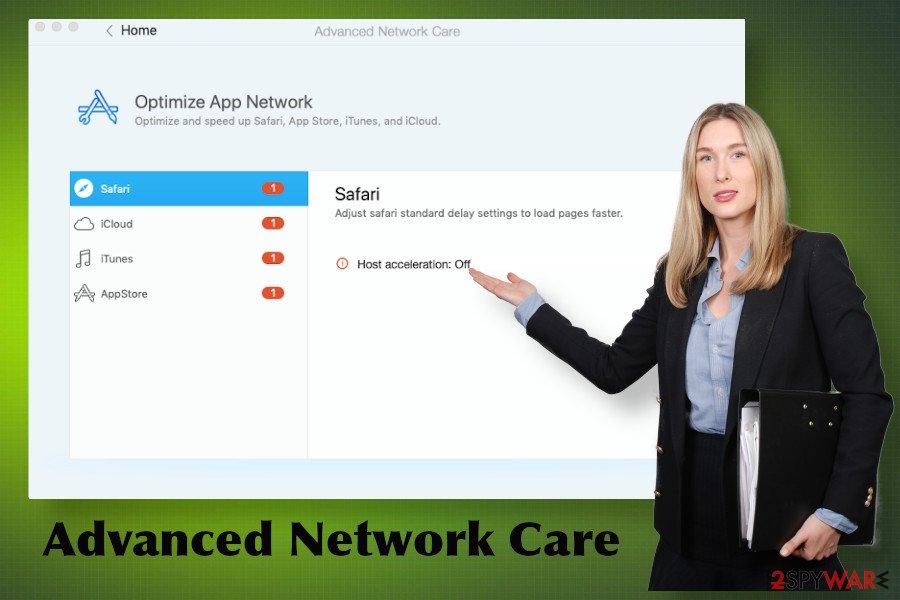 Advanced Network Care malware