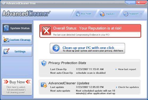 AdvancedCleaner