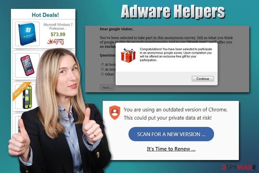 Adware Helpers generic