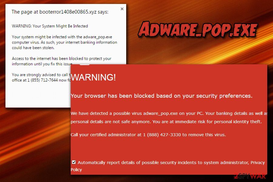 Adware_pop.exe virus