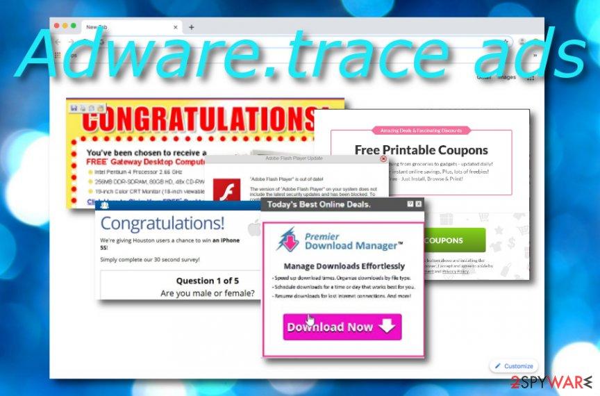 Adware.trace ads