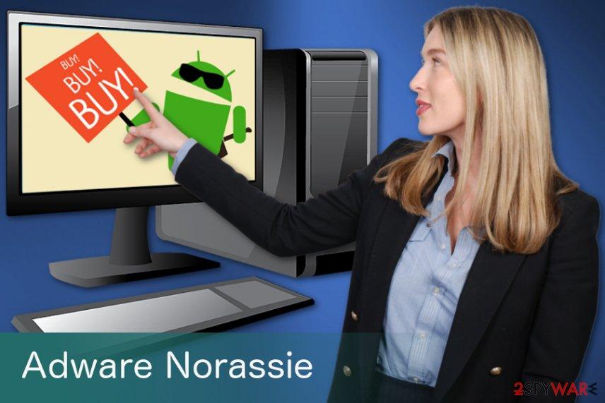 Adware Norassie PUP