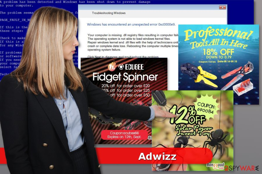 Image of Adwizz adware