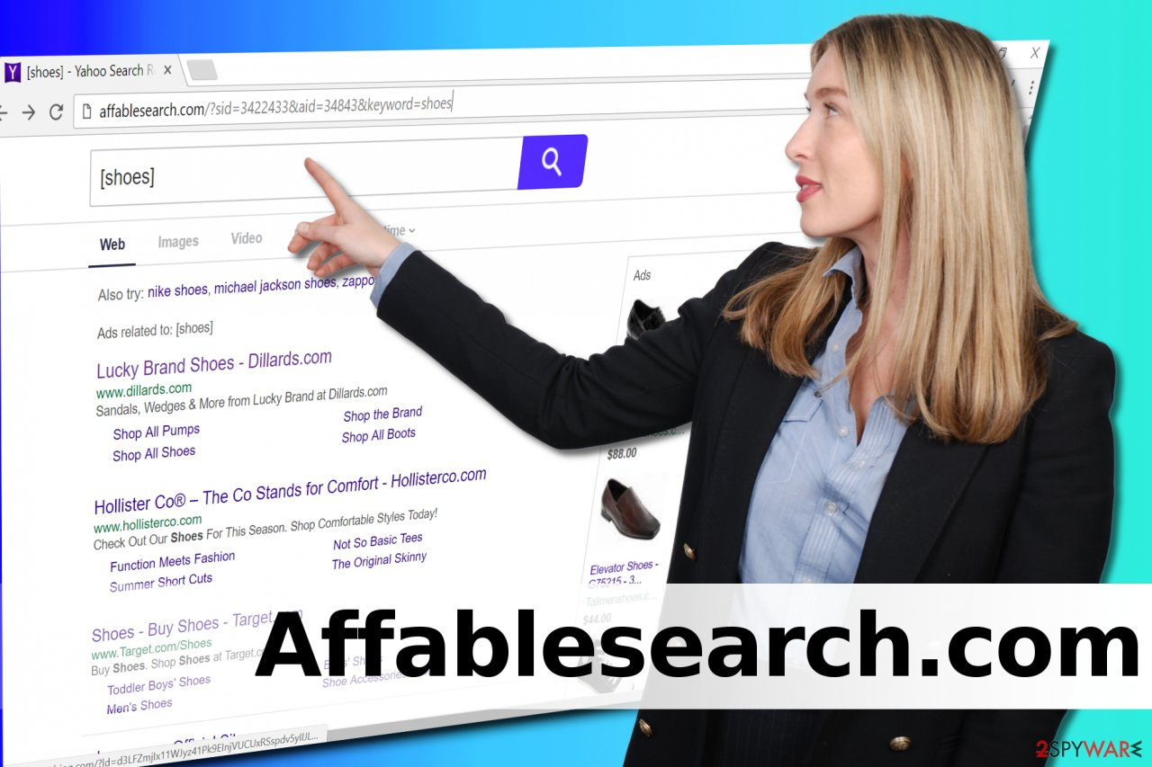 Affablesearch.com redirect