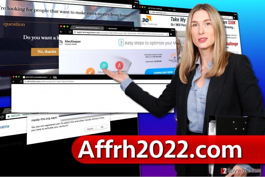 Affrh2022.com ads