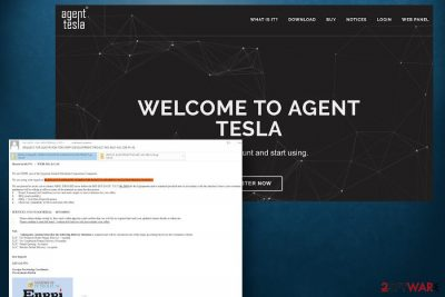 Agent Tesla virus