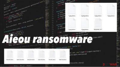 Aieou ransomware
