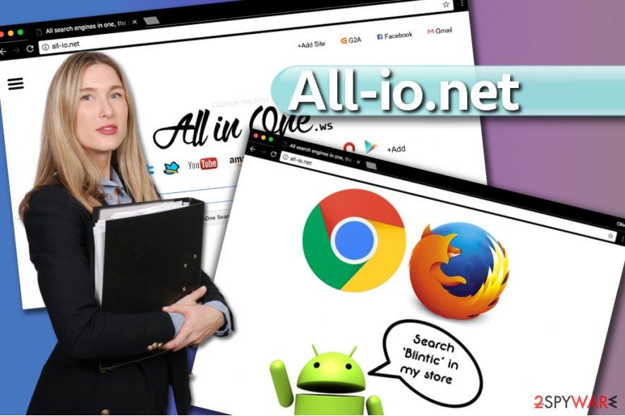 All-io.net hijack