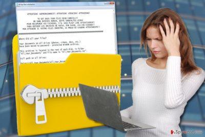 All_Your_Documents virus illustration