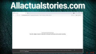 Allactualstories.com