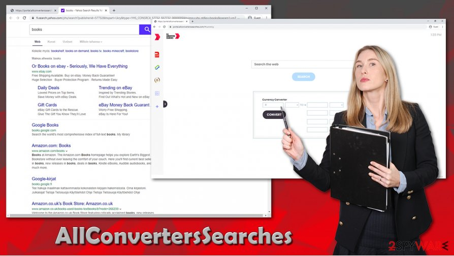 AllConvertersSearches hijack