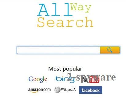 Allwaysearch.com snapshot