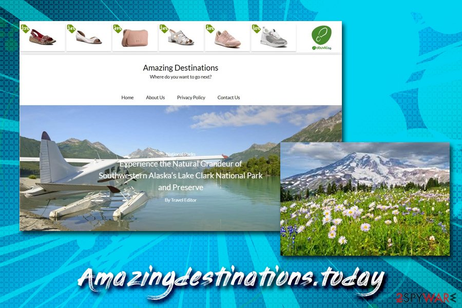 Amazingdestinations.today